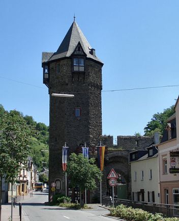 Braubach Obertor