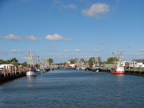 Buesum Hafen