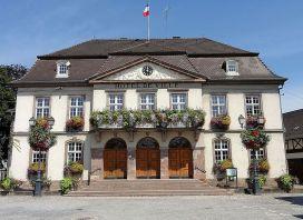 Erstein Rathaus
