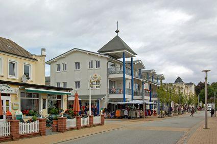 Goehren Einkaufsstrasse