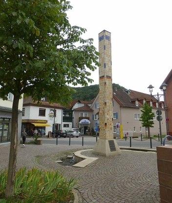 Hauenstein Skulptur