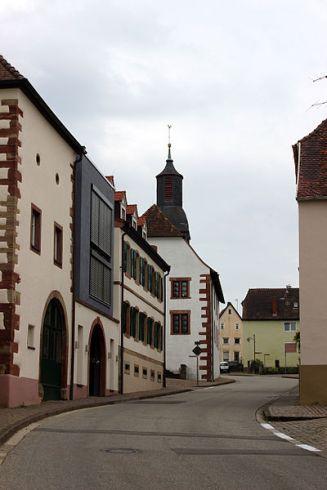 Hornbach Hauptstraße Rathaus