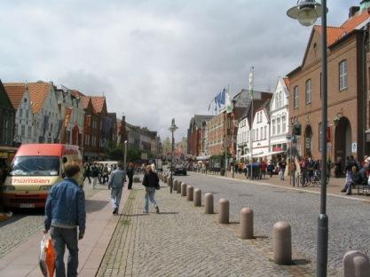 Husum Innenstadt