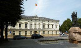 Klaipeda Rathaus