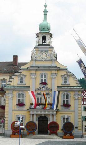 Kulmbach Rathaus