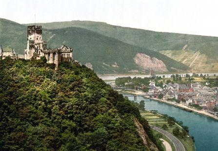 Lahnstein Burg Lahneck