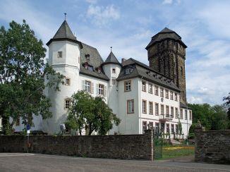 Lahnstein Schloss Martinsburg