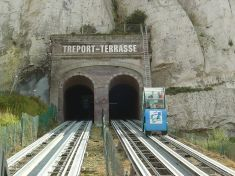 Le Treport Funiculaire