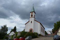 Lemberg Kirche Bergstraße