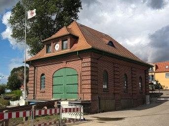 Maasholm Seenotrettungsstation