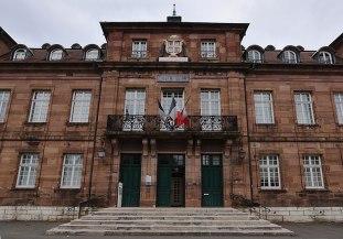 Montbeliard Rathaus