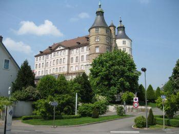 Montbeliard Schloss