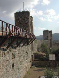 Monteriggioni Stadtmauer