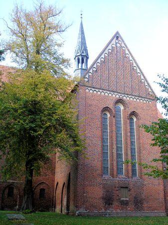 Neukloster Kirche