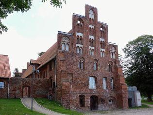Neukloster Klosterbau