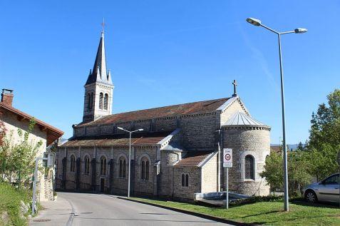 Pont de'Ain Kirche