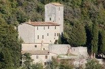 Radda Albola Castle