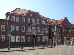 Rathaus Neukloster