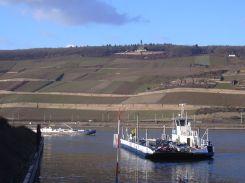 Rüdesheim Rheinfähre nach Bingen