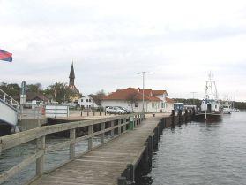 Schaprode Hafen