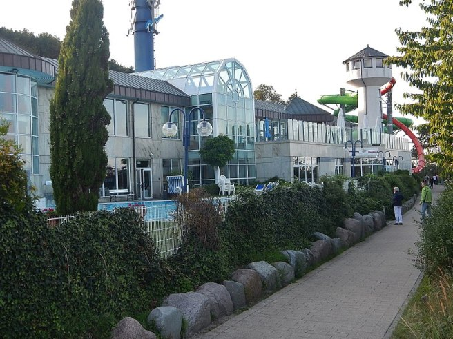 Scharbeutz Ostsee Therme