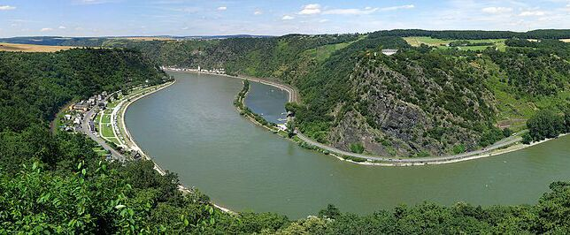 St Goar Loreley