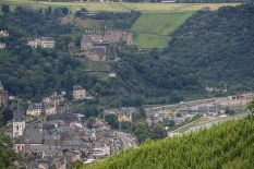 St Goar mit Burg Rheinfels