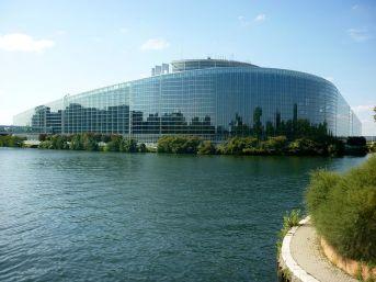 Strassburg Europaparlament