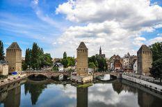 Strassburg Türme der Gedeckten Brücken