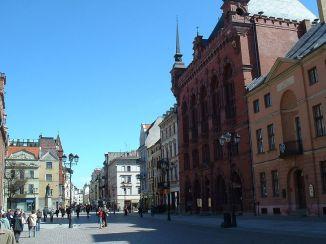Torun Innenstadt