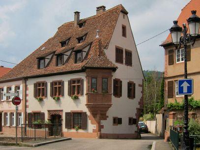 Wissembourg Maison de l'ami Fritz