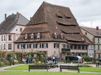 Wissembourg Salzhaus