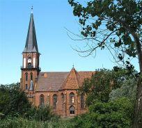 Wustrow Kirche