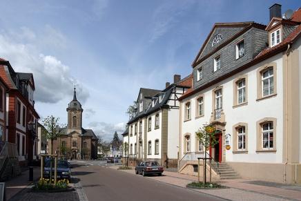 Bad Arolsen Innenstadt