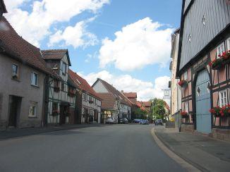 Bad Arolsen Wetterburg Hauptstrasse