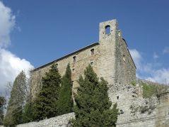 Cortona Festung Girifalco