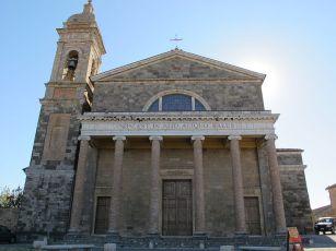 Montalcino Duomo