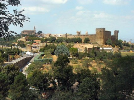 Montalcino Panorama