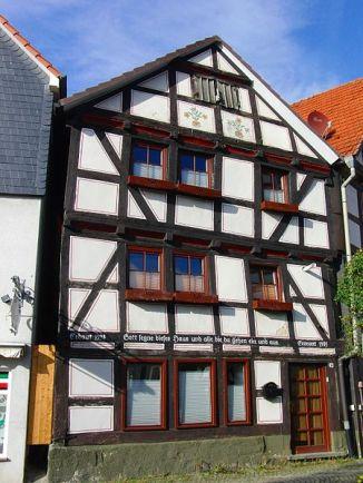 Neukirchen Fachwerkhaus