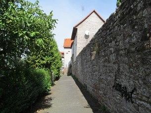 Neukirchen Mauerweg