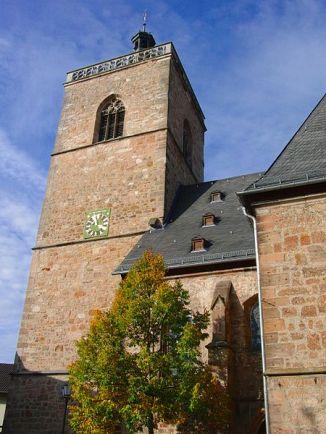 Neukirchen Nikolaikirche