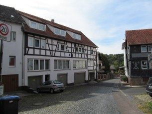 Neukirchen Steingasse