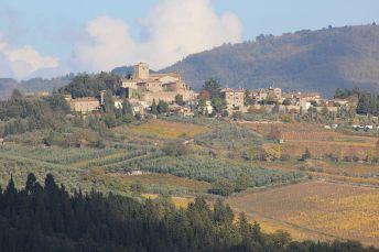 Panzano Panorama