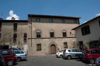 Panzano Piazza Ricasoli