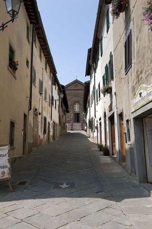 Panzano Via Centrale