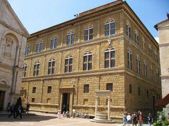 Pienza Palazzo_Piccolomini