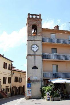 San Feliciano im Ort
