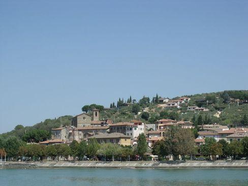 San Feliciano Panorama
