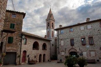 San Gusmè Piazza Castello