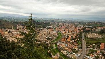 Spoleto_Panorama